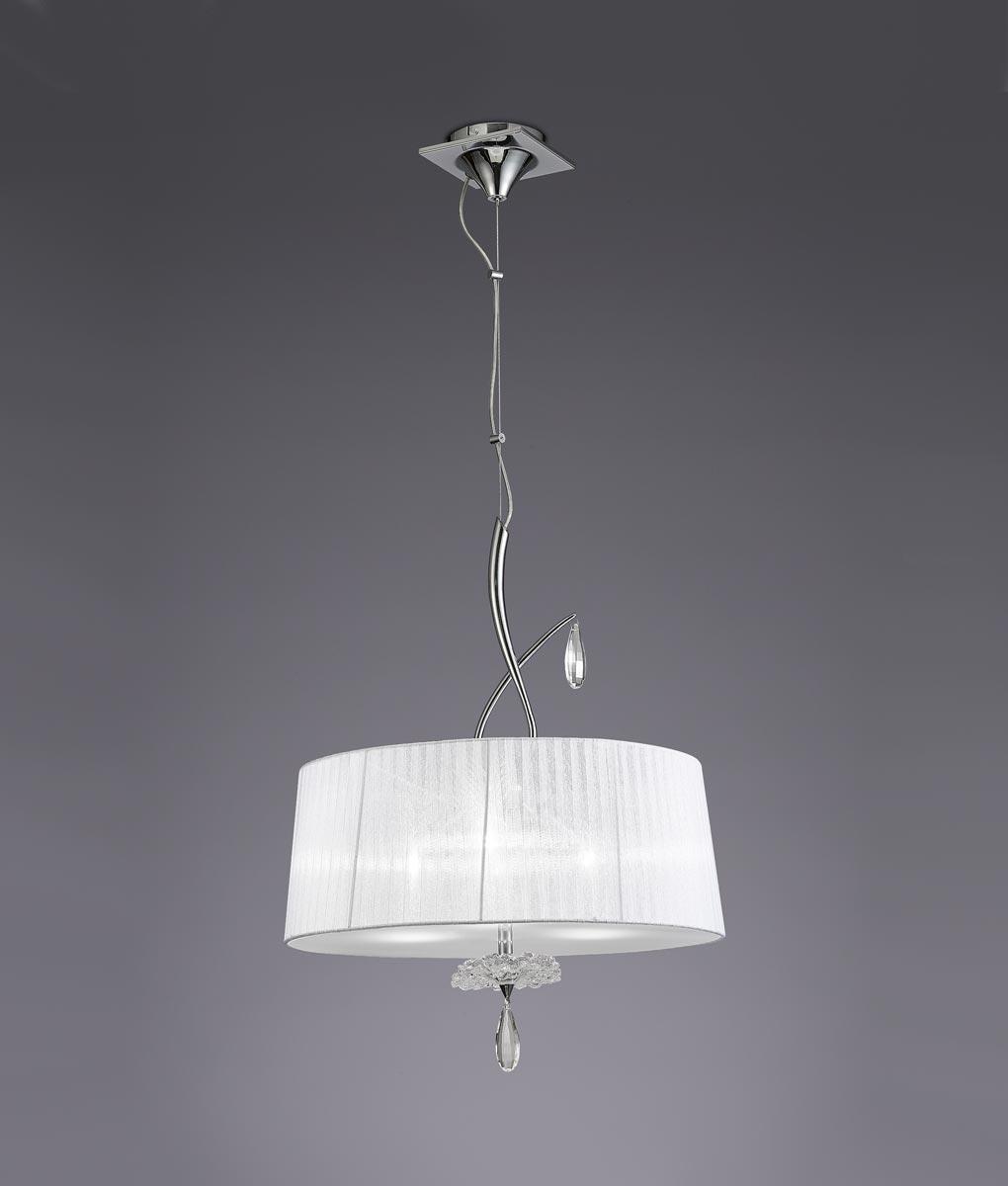 Lámpara diseño elegante LOUISE