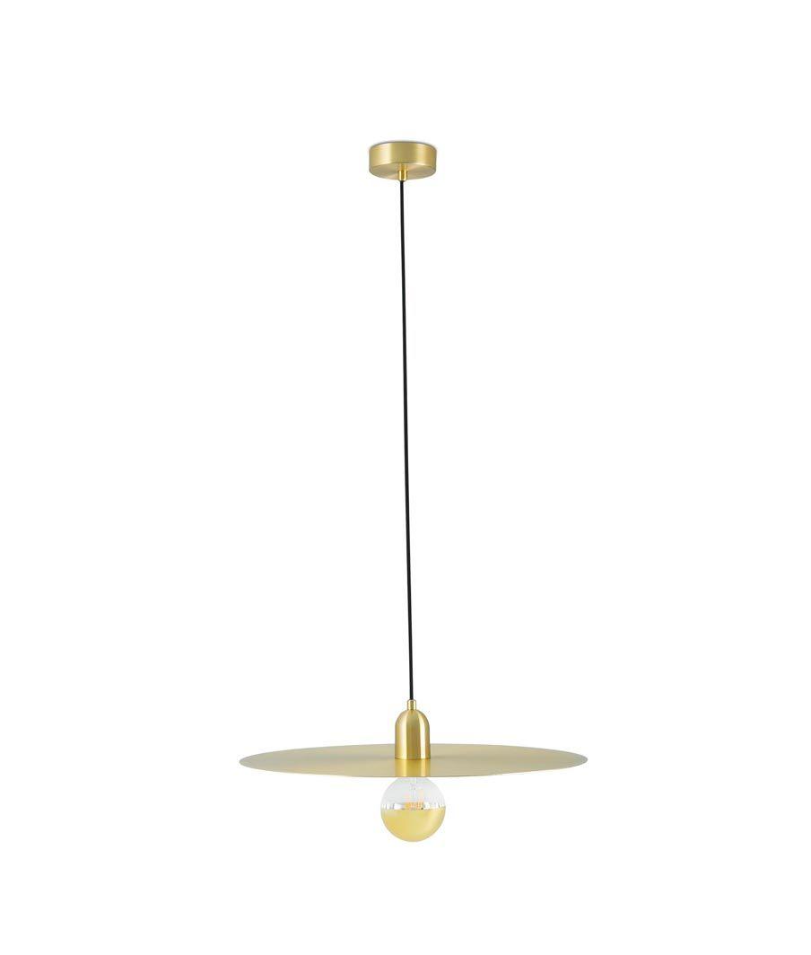 Lámpara estilo escandinavo oro PLAT