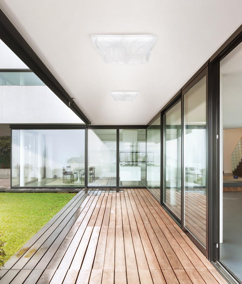 Lámpara exterior ARENA ambiente