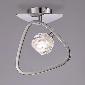 Lámpara plafón moderno LUX