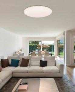 Plafón grande con tecnología LED BIC ambiente