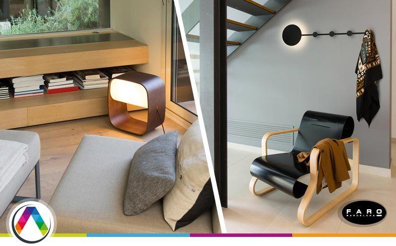 Consejos en iluminación interior del hogar - La Casa de la Lámpara