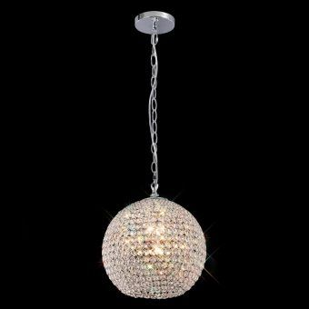 Colgante cristales 5 luces CRYSTAL BALLS