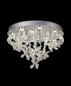 Lámpara cristal KAWAI LED detalle