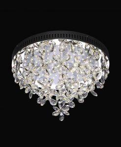 Lámpara cristal KAWAI LED detalle 2