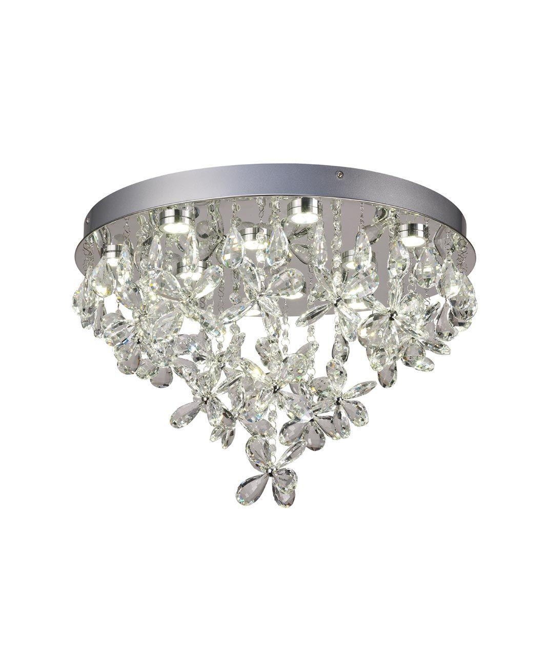 Lámpara cristal KAWAI LED