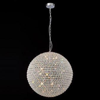 Lámpara cristales 7 luces CRYSTAL BALLS