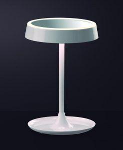 Lámpara de mesa con espejo LADY LED detalle 2