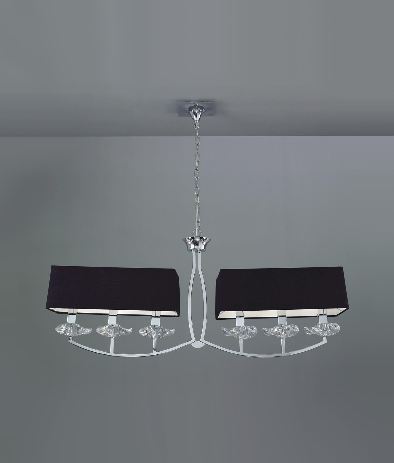 Lámpara lineal sofisticada ARIKA