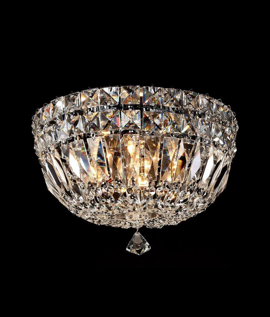 Opiniones l mpara plaf n peque o 4 luces crystal g9 - Casa de las lamparas ...