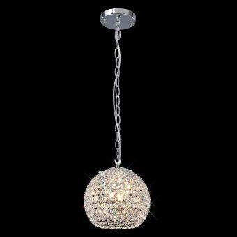 Luminaria cristal 3 luces CRYSTAL BALLS