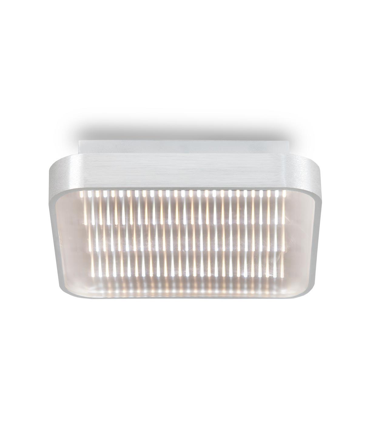 Plafón cuadrado 18W REFLEX LED