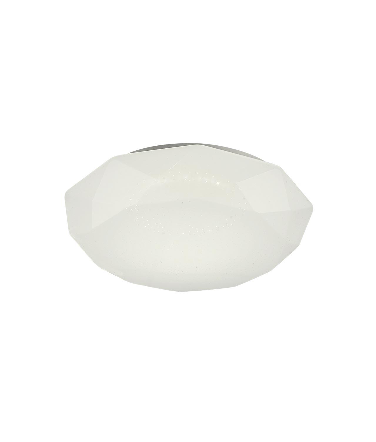 Plafón LED 36W luz cálida DIAMANTE II