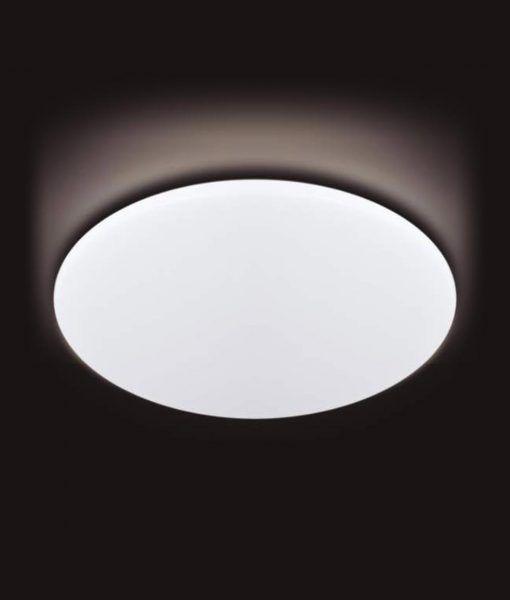 Plafón LED regulable ZERO 77 cm luz cálida/fría – La Casa de la Lámpara