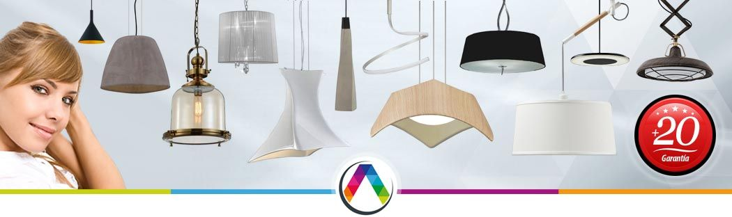 Hola soy La Casa de la Lámpara - Tu tienda 100% online de lámparas de diseño y ventiladores de techo