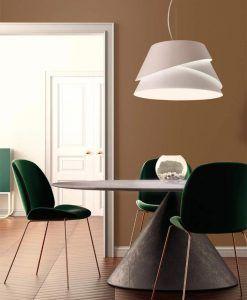 Iluminación Mantra techo grande ALBORAN ambiente