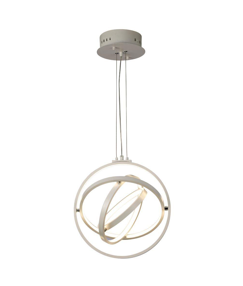 Lámpara techo dimmable pequeña ORBITAL LED