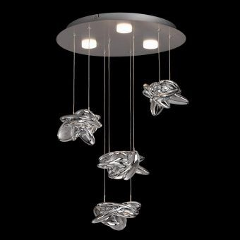 Lámpara techo elegante NIDO LED