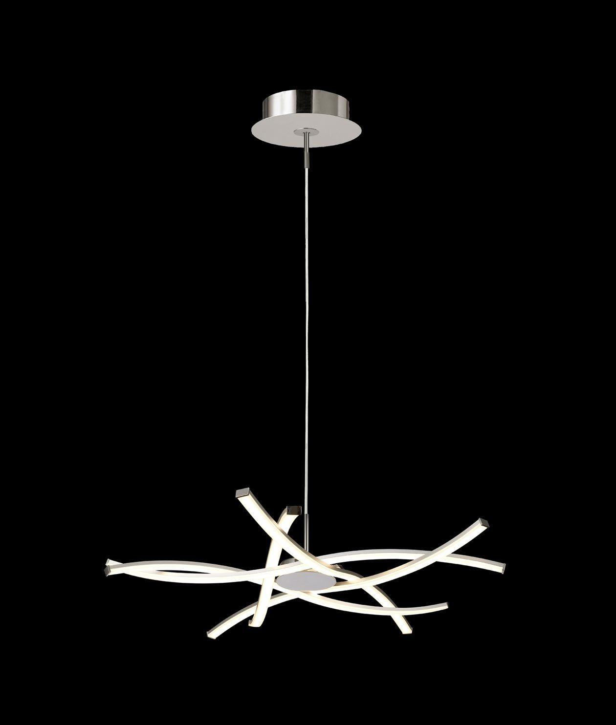 Lámpara techo LED futurista AIRE LED