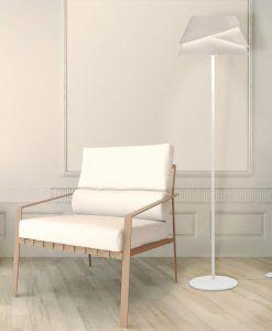 Lámparas salón modernas ALBORAN ambiente