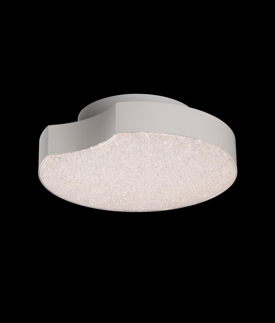 Plafón circular moderno LUNAS LED