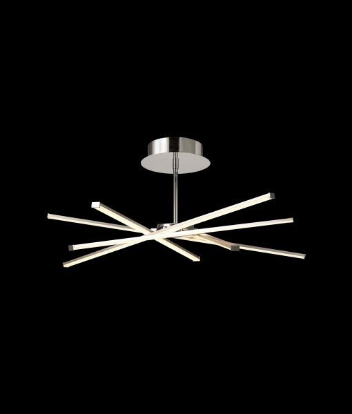 Plafón diseño dimmable STAR LED – La Casa de la Lámpoara