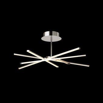 Plafón Mantra moderno STAR LED - La Casa de la Lámpara