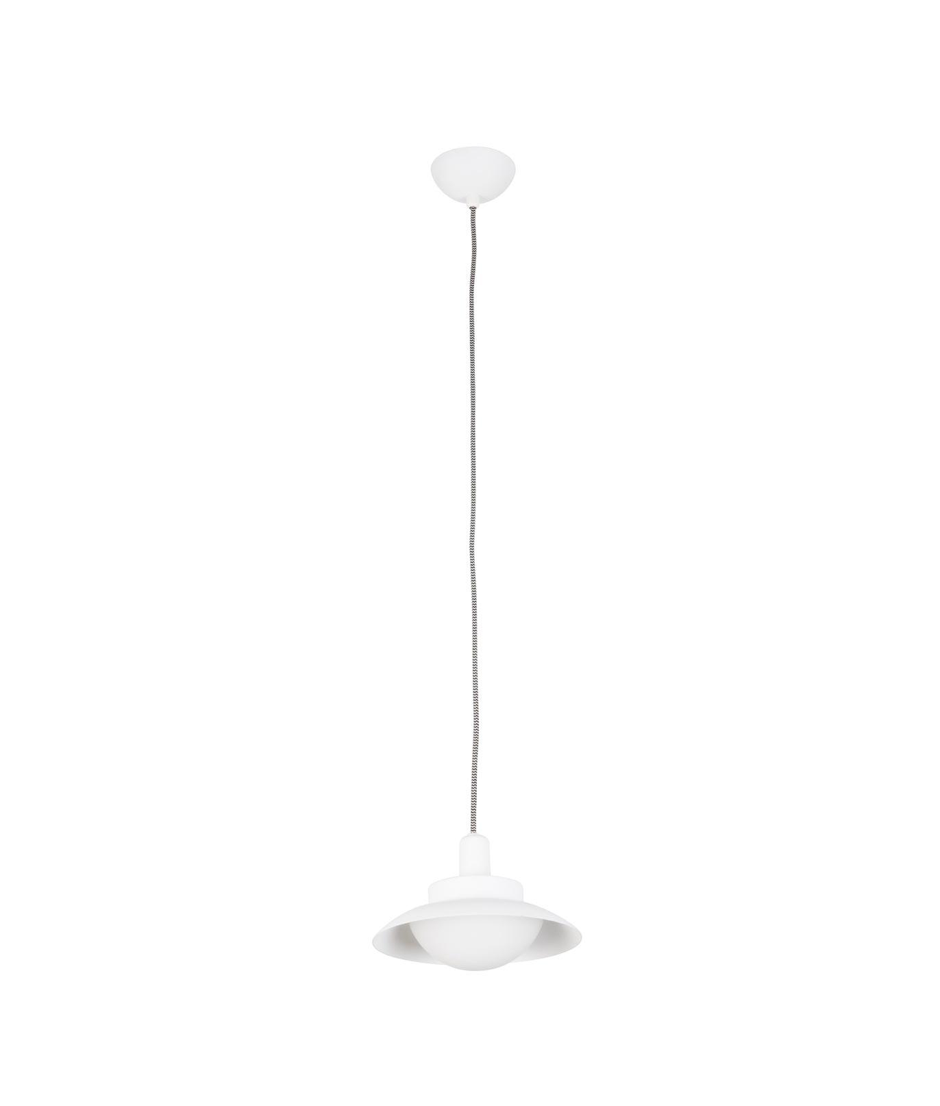 Lámpara blanca para el techo SIDE LED
