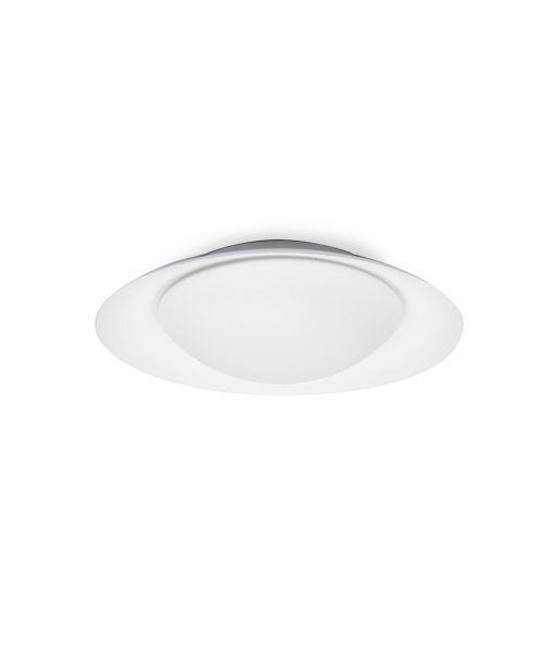 Plafón mediano blanco SIDE LED 15W