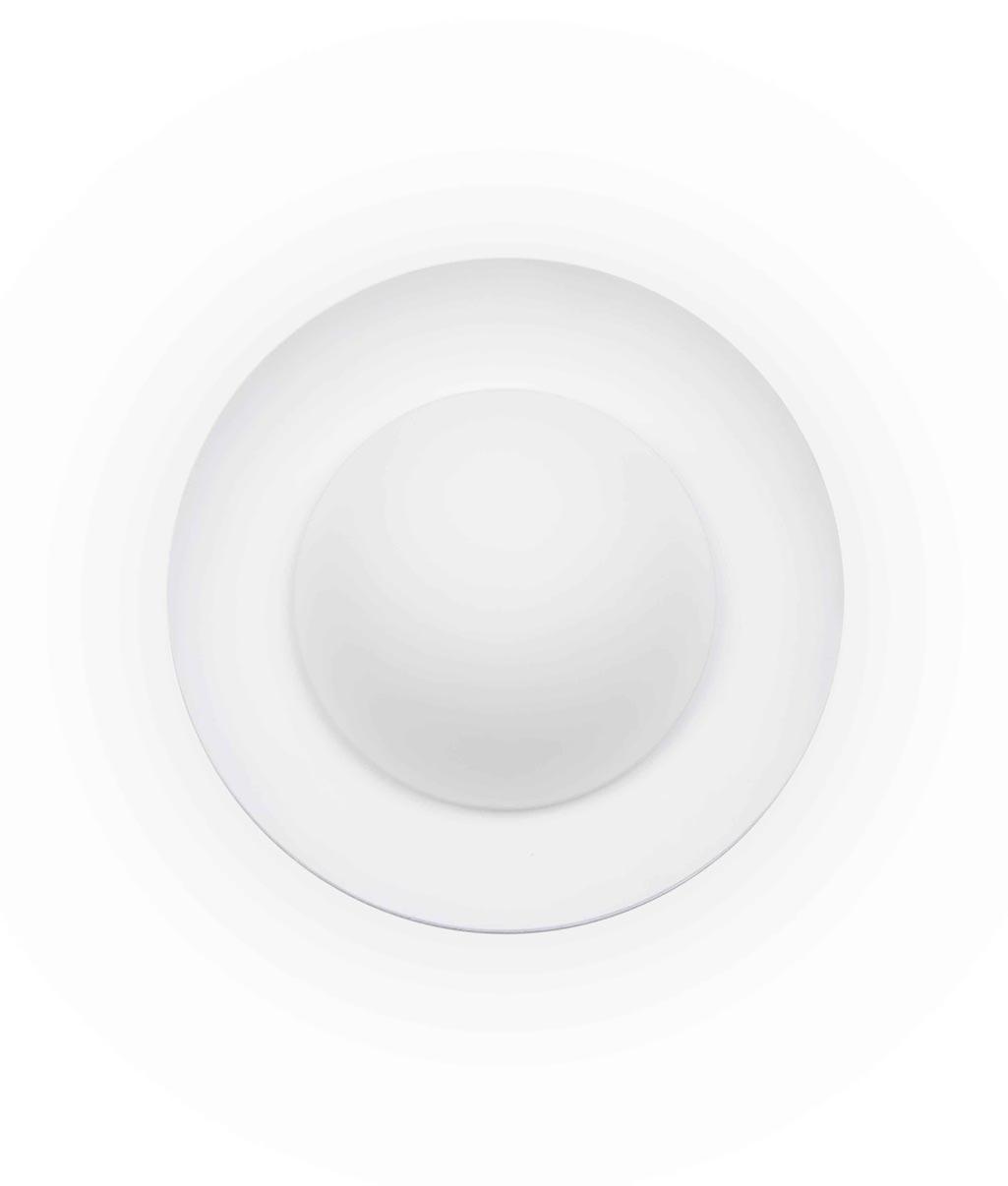 Plafón pequeño blanco SIDE LED detalle