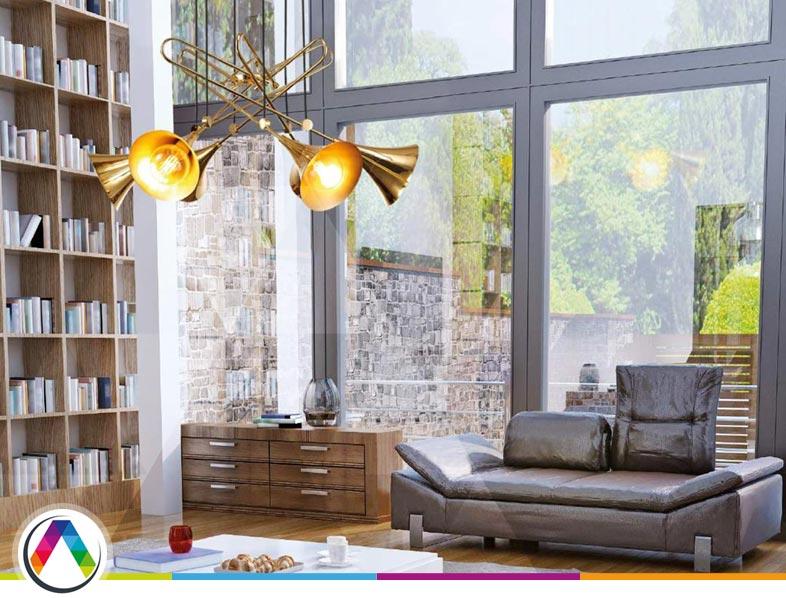 Consejos para la iluminación del salón - La Casa de la Lámpara