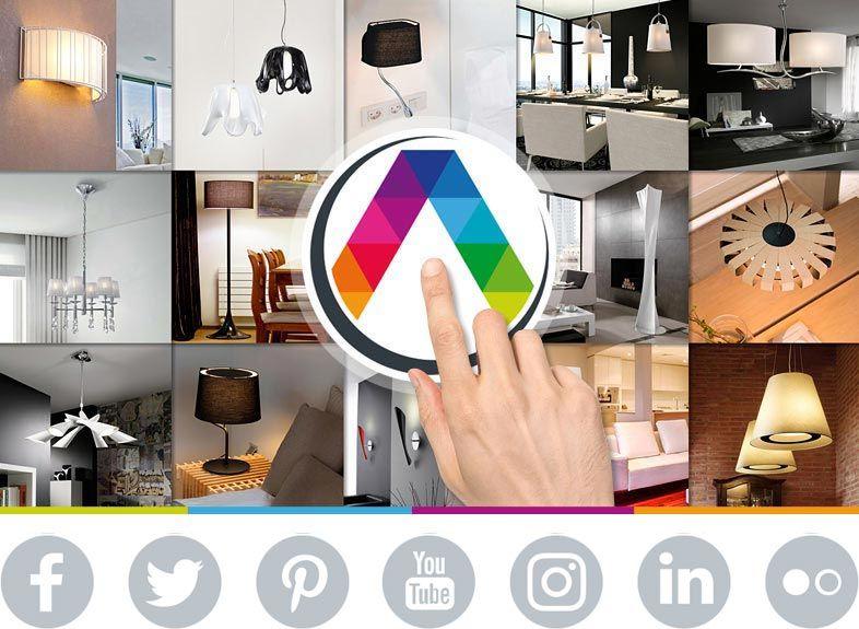 La Casa de la Lámpara en las redes sociales