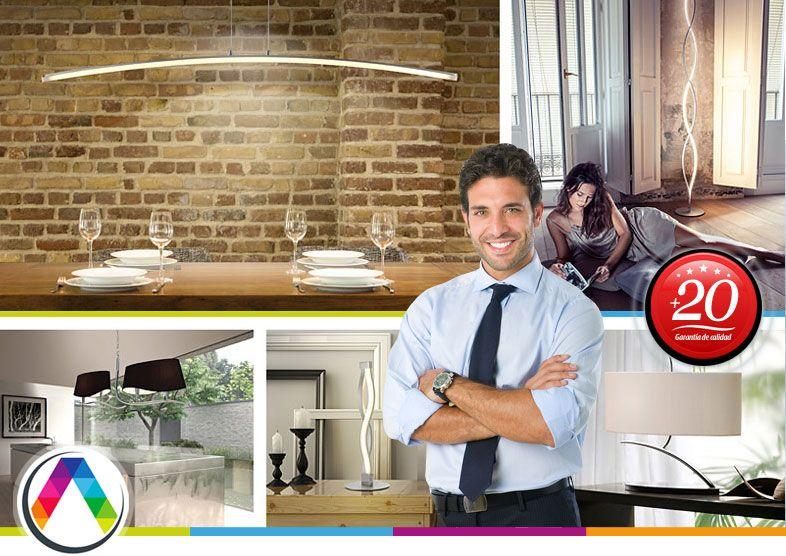 La Casa de la Lámpara es tu tienda 100% online de confianza