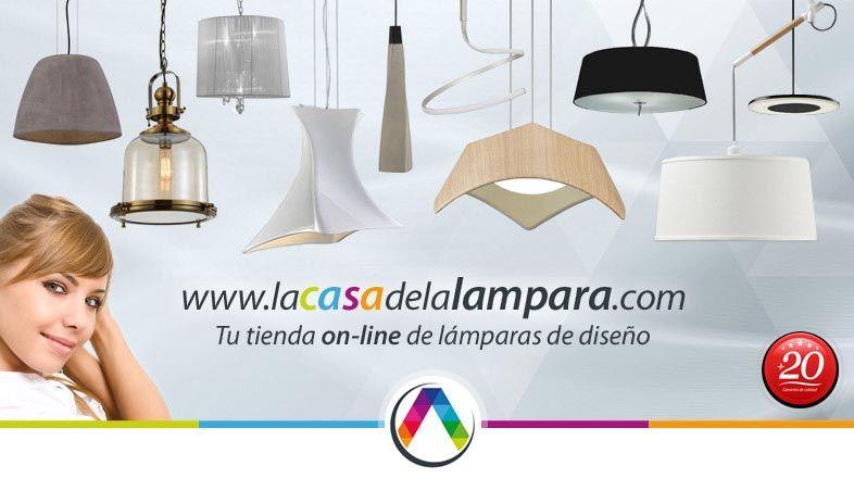 Tienda de lámparas 100% online La Casa de la Lámpara