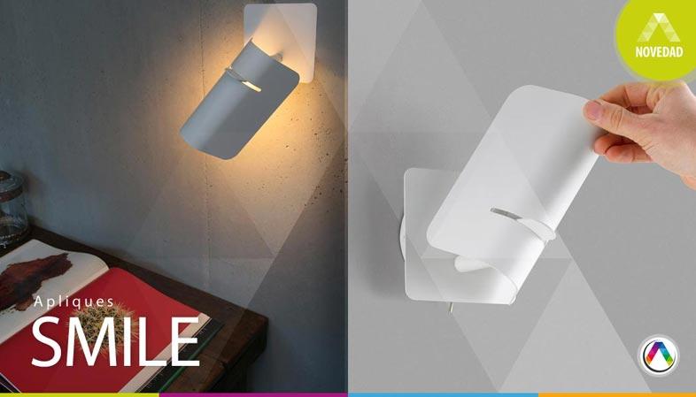 Top 5 Últimas novedades en lámparas de diseño Faro - Colección Smile - La Casa de la Lámpara
