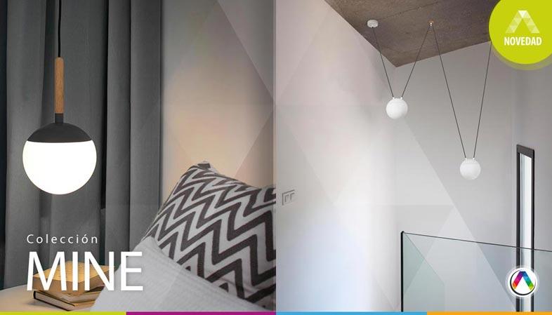 Top 5 Últimas novedades en lámparas de diseño Faro - Colección Mine - La Casa de la Lámpara