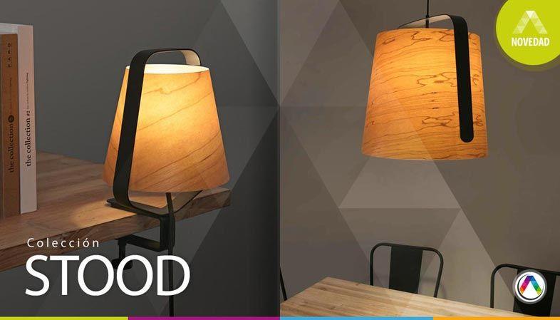 Top 5 Últimas novedades en lámparas de diseño Faro - Colección Stood - La Casa de la Lámpara