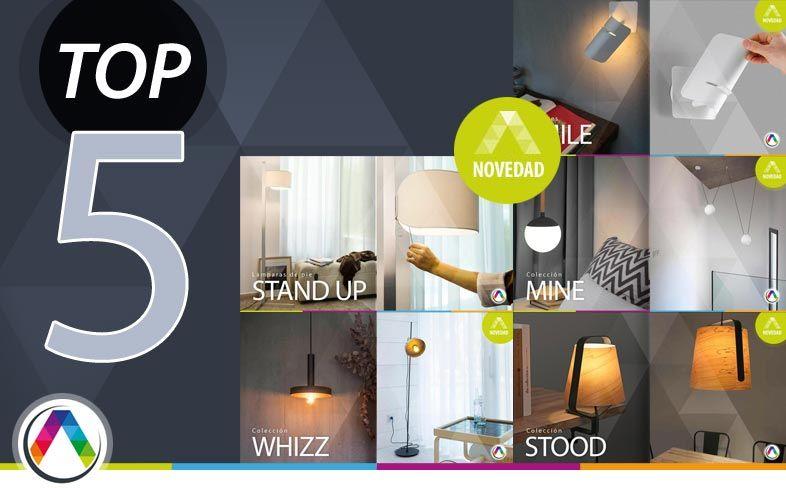 Top 5 Últimas novedades en lámparas de diseño Faro - La Casa de la Lámpara