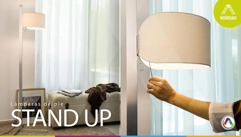 Top 5 Últimas novedades en lámparas de diseño Faro - Colección Stand Up - La Casa de la Lámpara