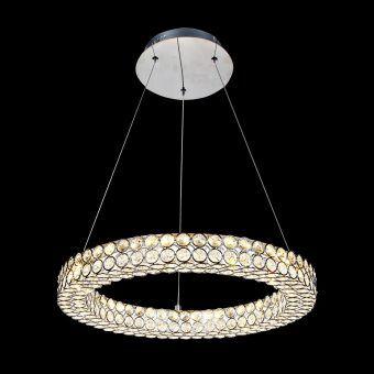 Lámpara colgante elegante pequeña CRYSTAL LED