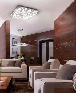 Lámpara lujosa CRYSTAL LED ambiente