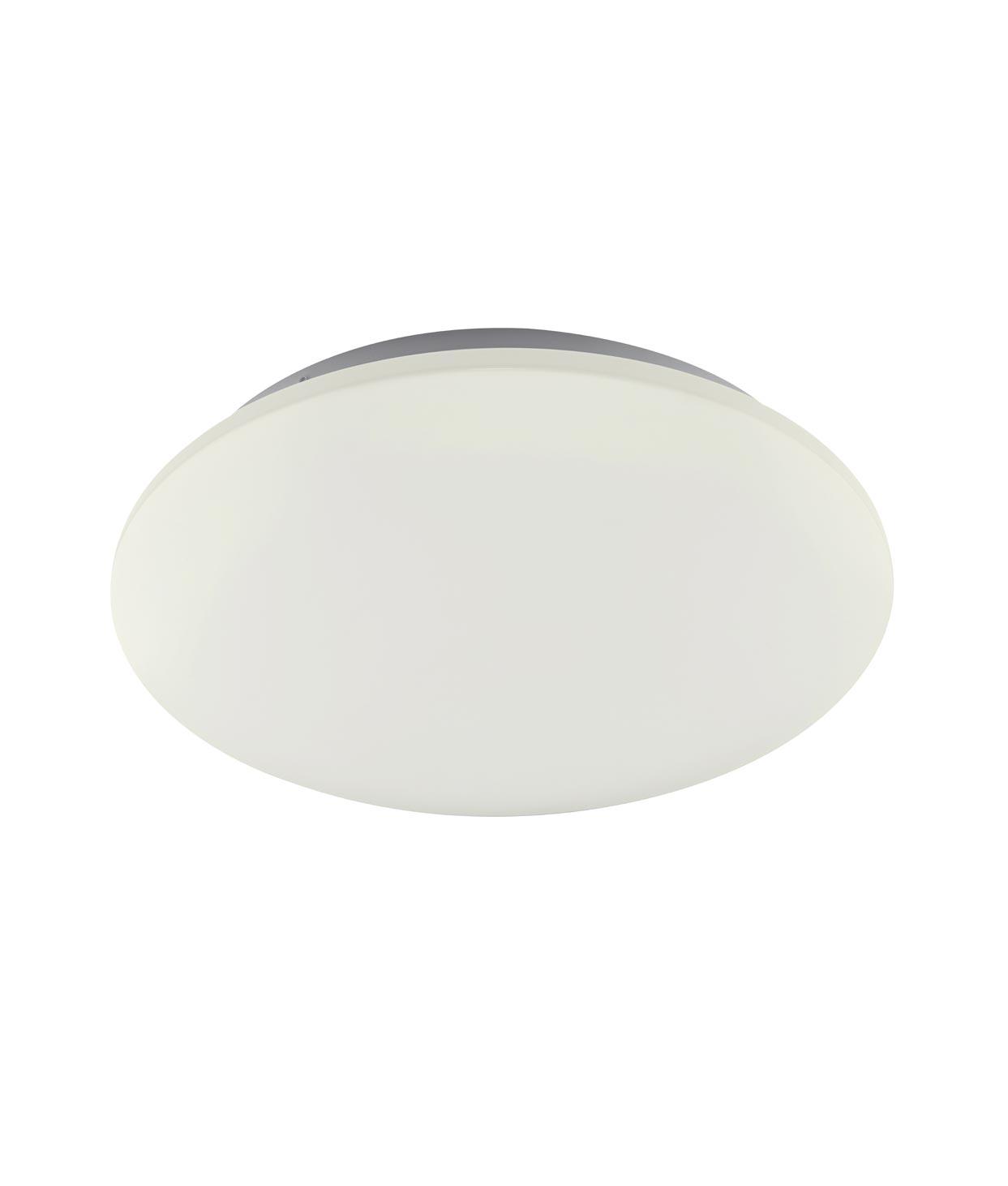 Plafón grande luz cálida LED ZERO II