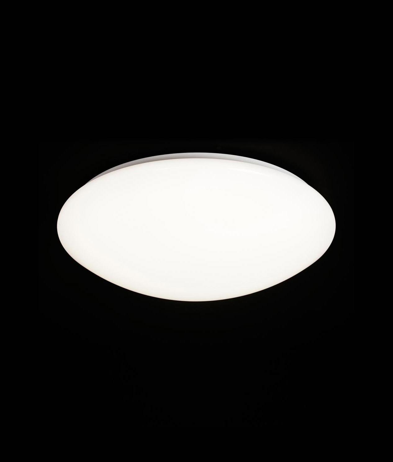 Plafón mediano 3 luces E27 ZERO