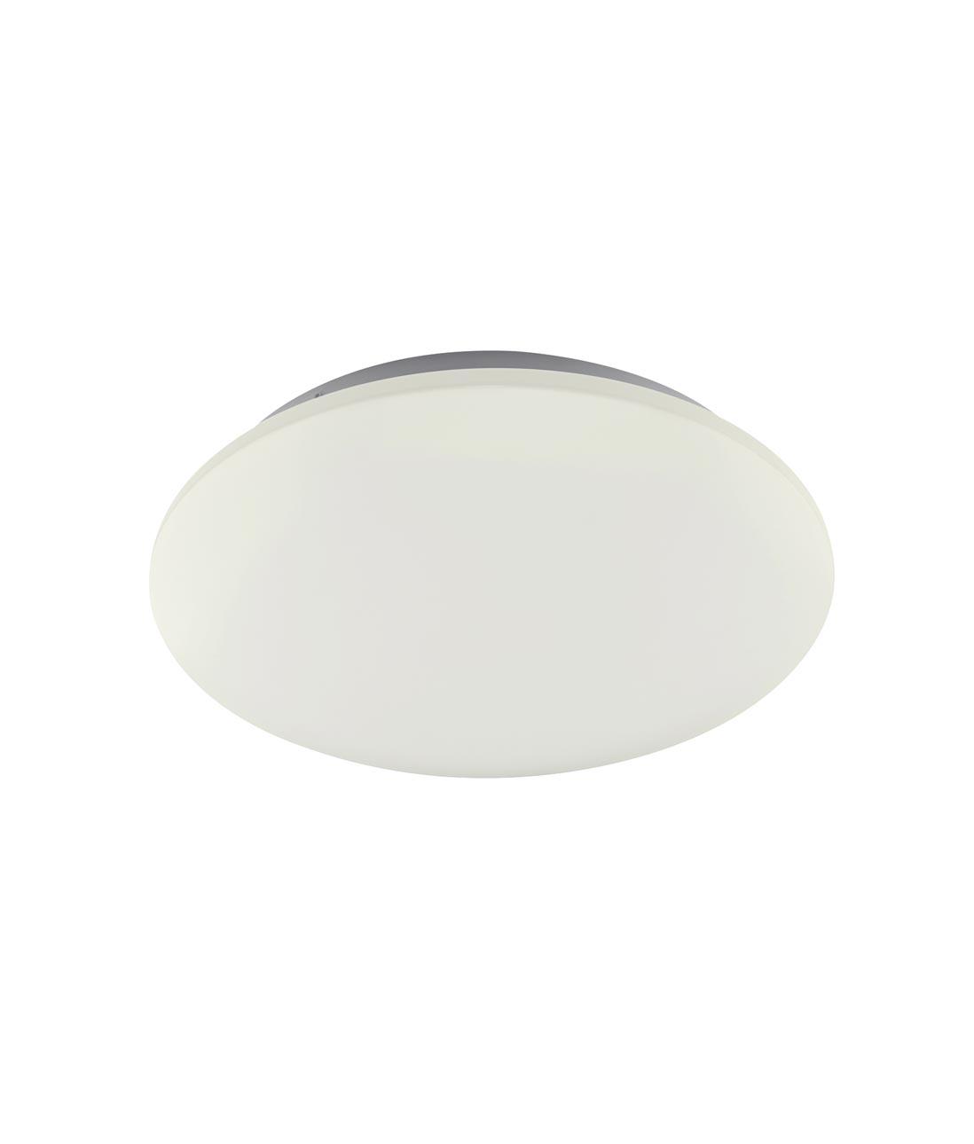 Plafón mediano luz cálida LED ZERO II