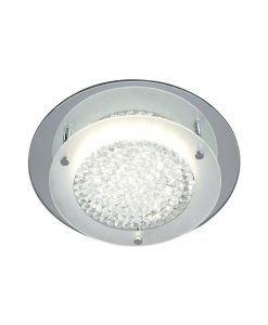 Plafón pequeño CRYSTAL LED MIRROR