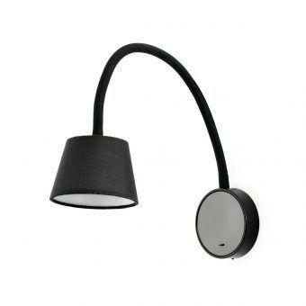 Aplique flexible con pantalla textil BLOME LED