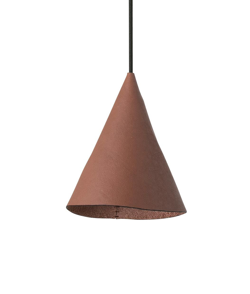 Colgante de techo marrón original FADA LED