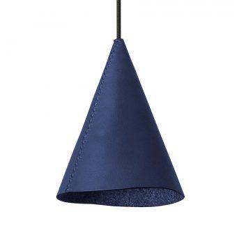 Lámpara colgante azul original FADA LED