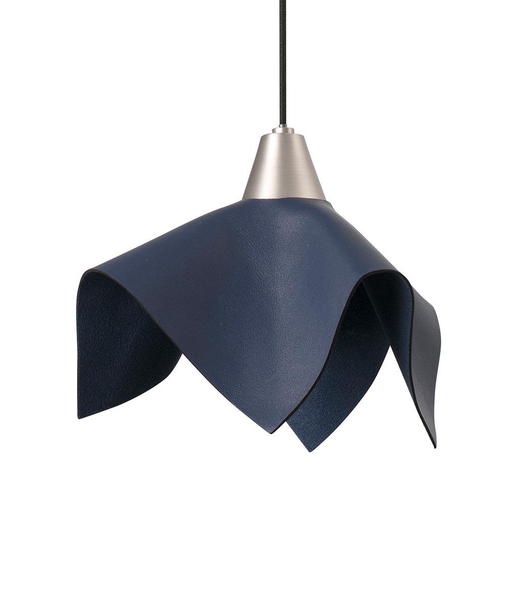 Lámpara de piel azul FAUNA LED