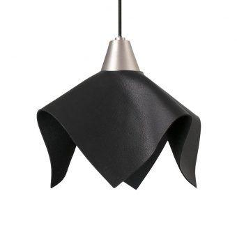 Lámpara de piel negra FAUNA LED